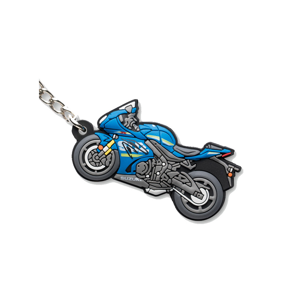 Motorcycle Key Chain - GSX-R1000R