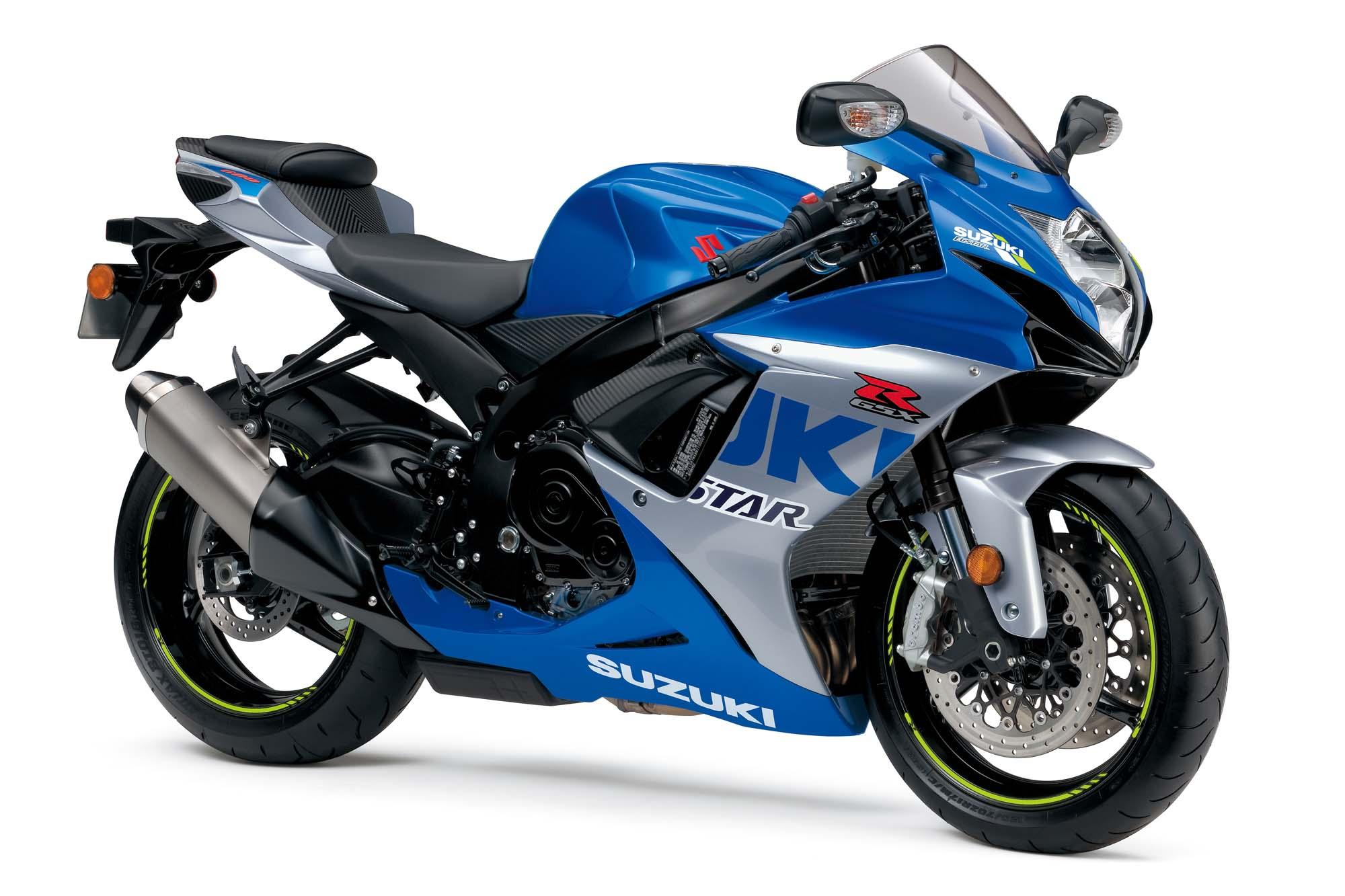 2021 GSX-R600