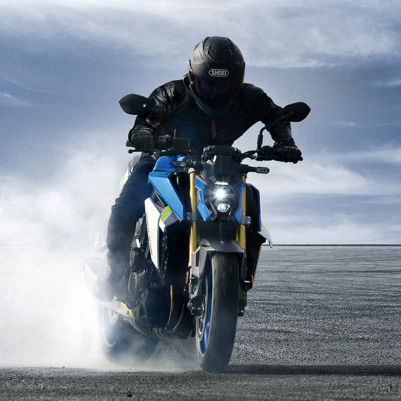 GSX-S1000 traction control