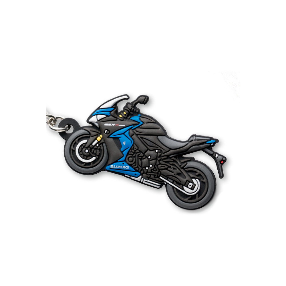 Motorcycle Key Chain - GSX-S1000F
