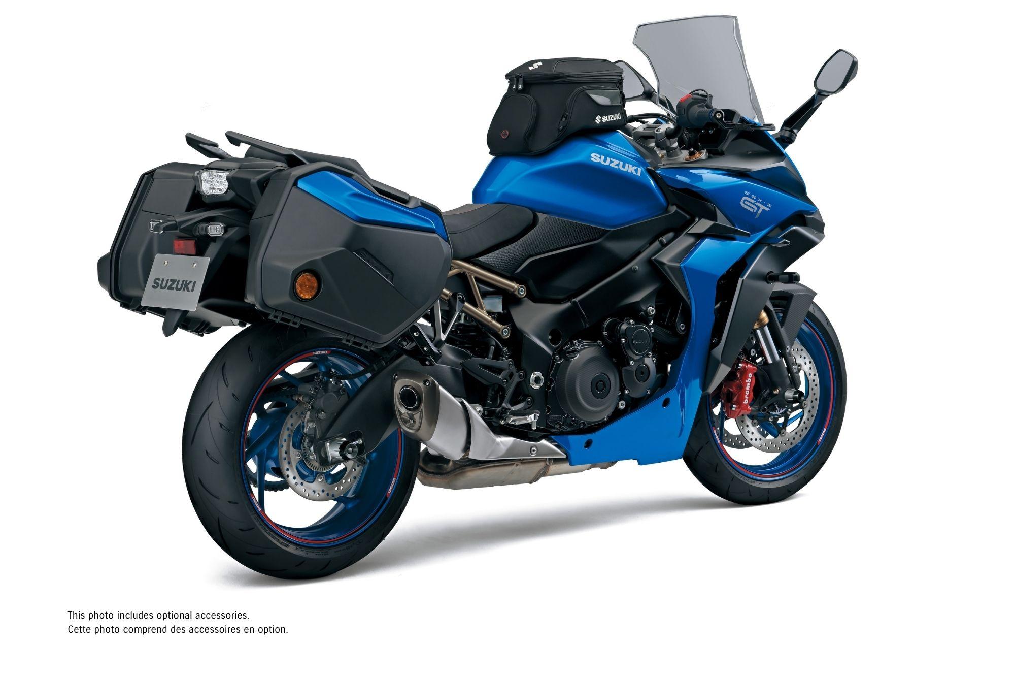 GSX-S1000GTA- Black BCK