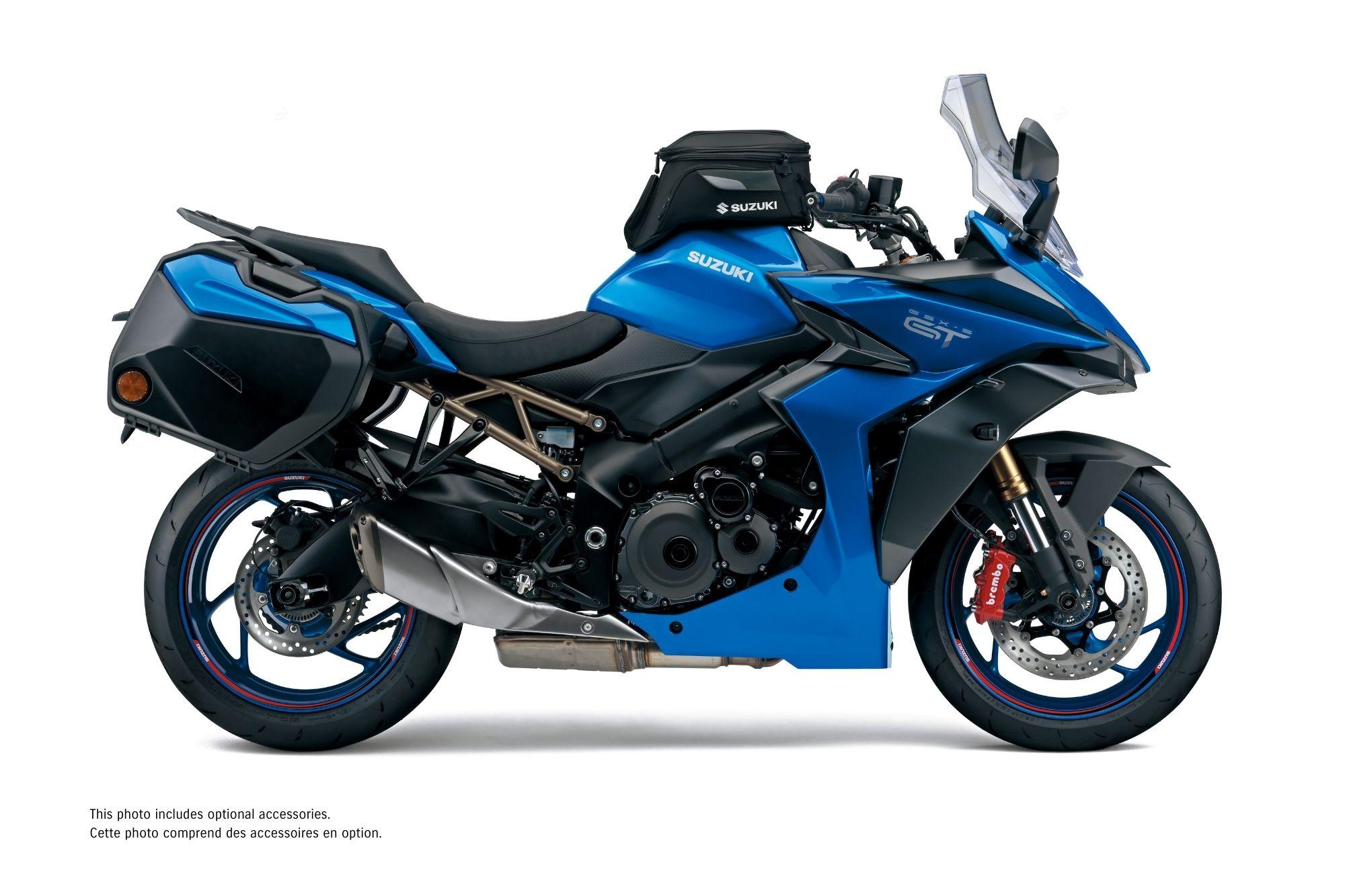 GSX-S1000GTA - Blue SIDE