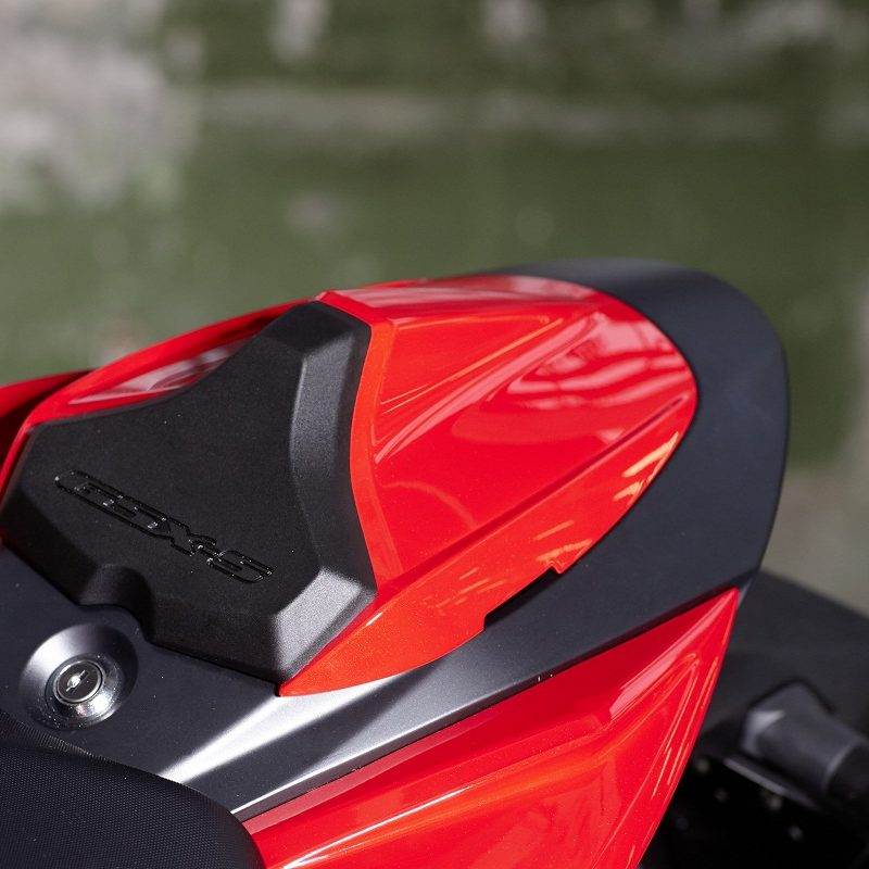GSX-S750A Single Seat Tail Cover