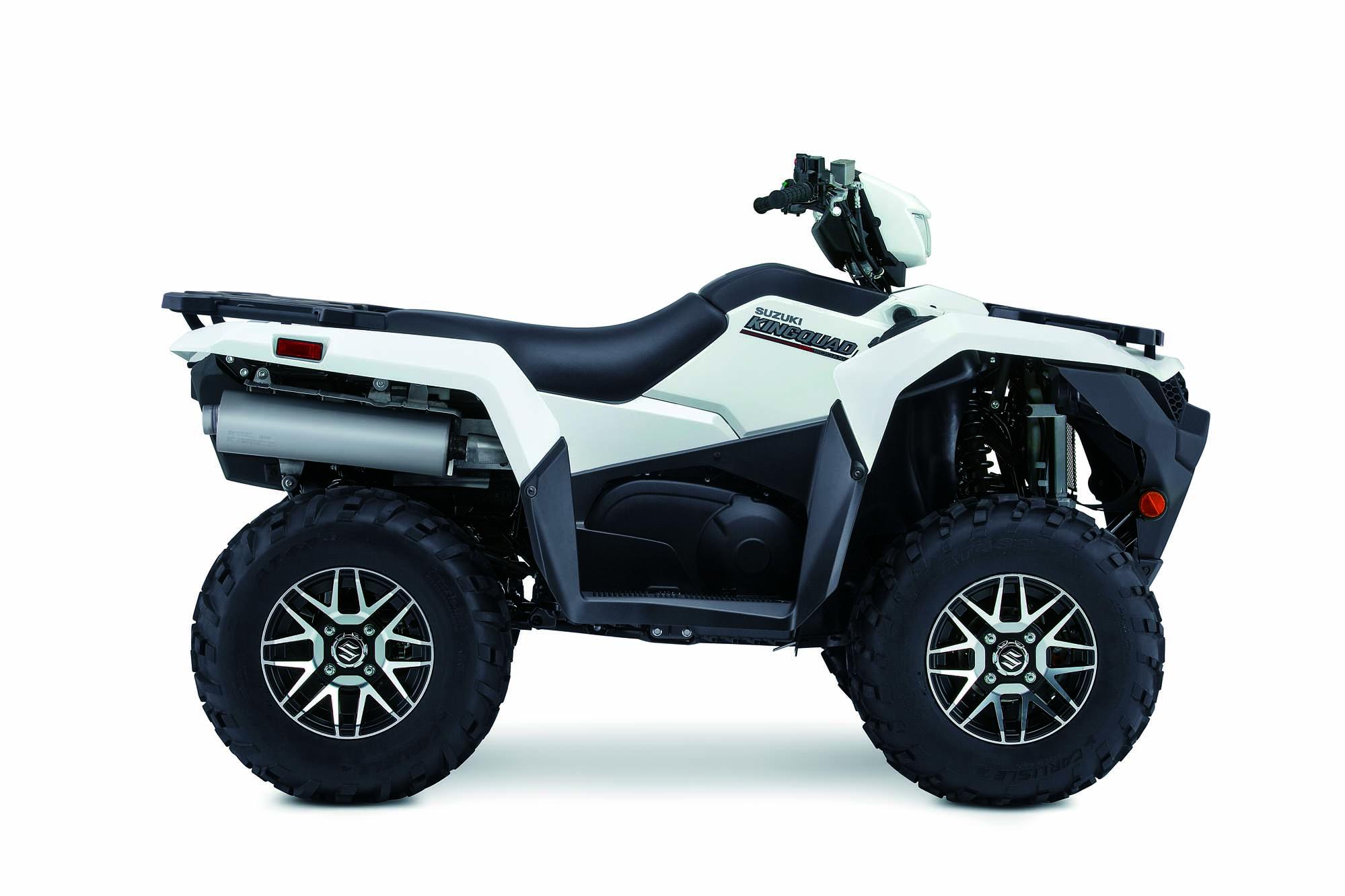 2021 KingQuad 500XPZ