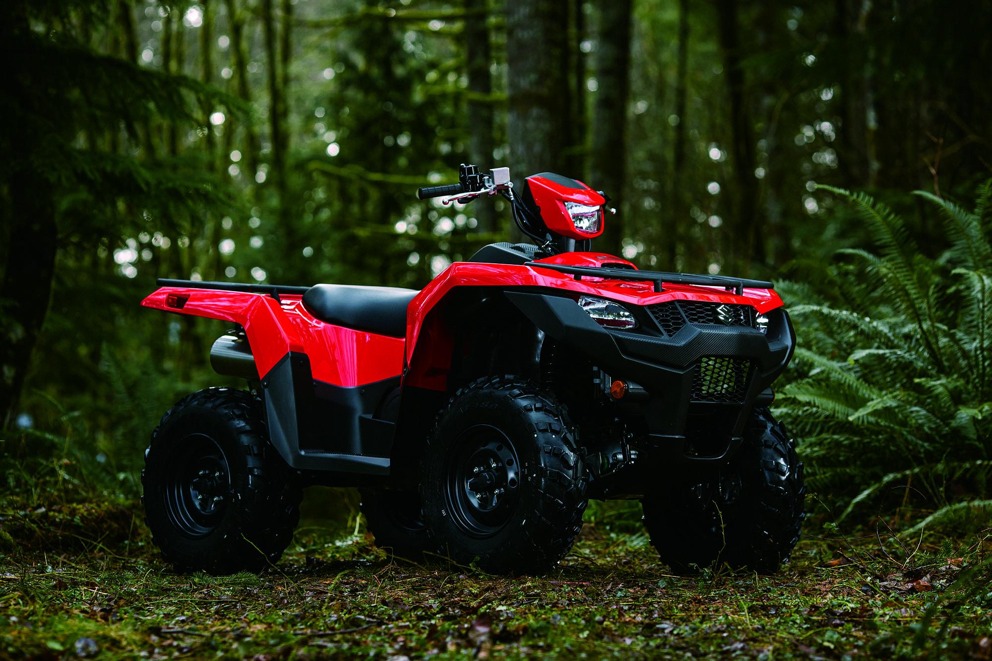 2020 KingQuad 750XP ATV