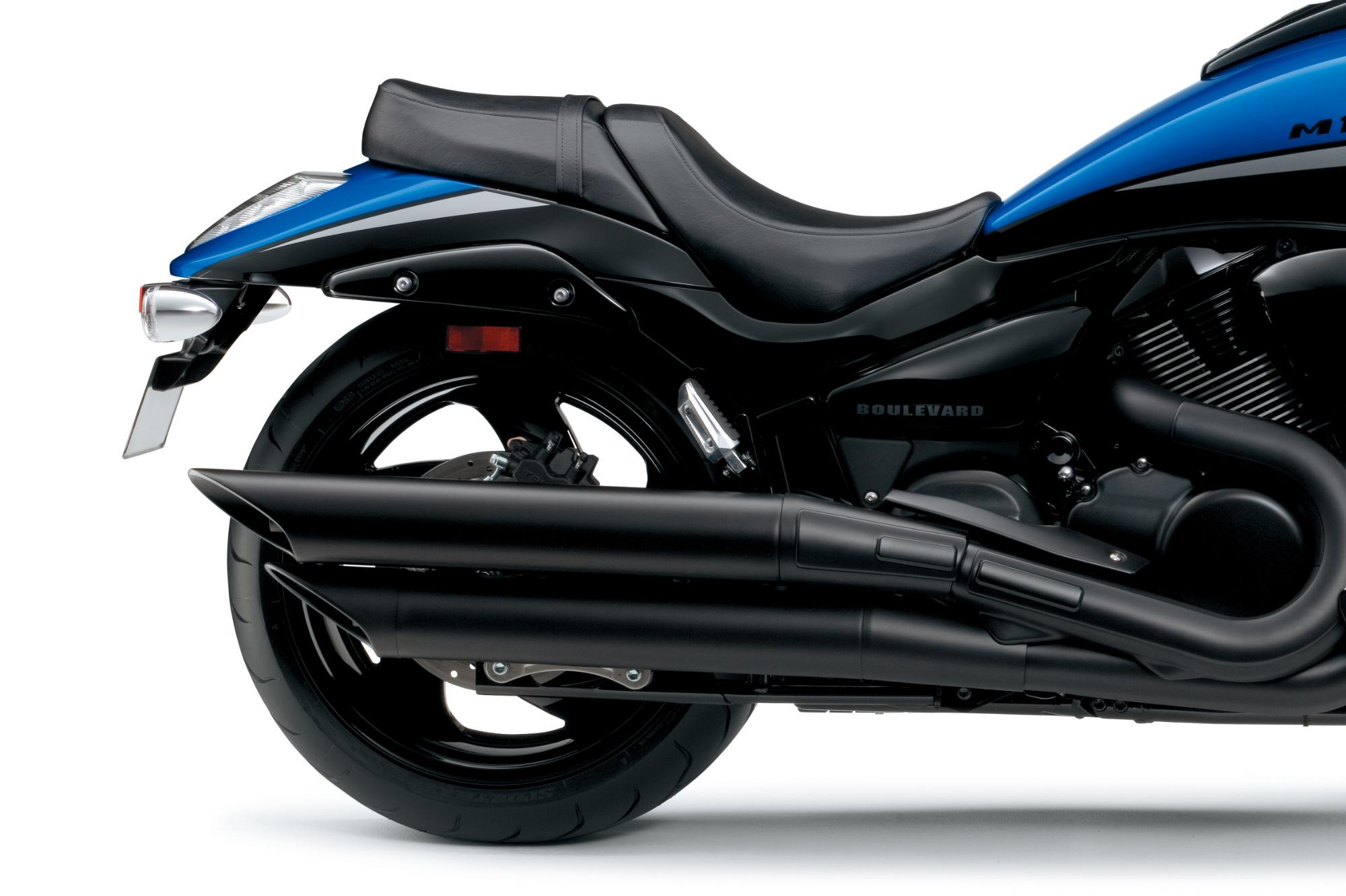 Suzuki 2021 M109R seat
