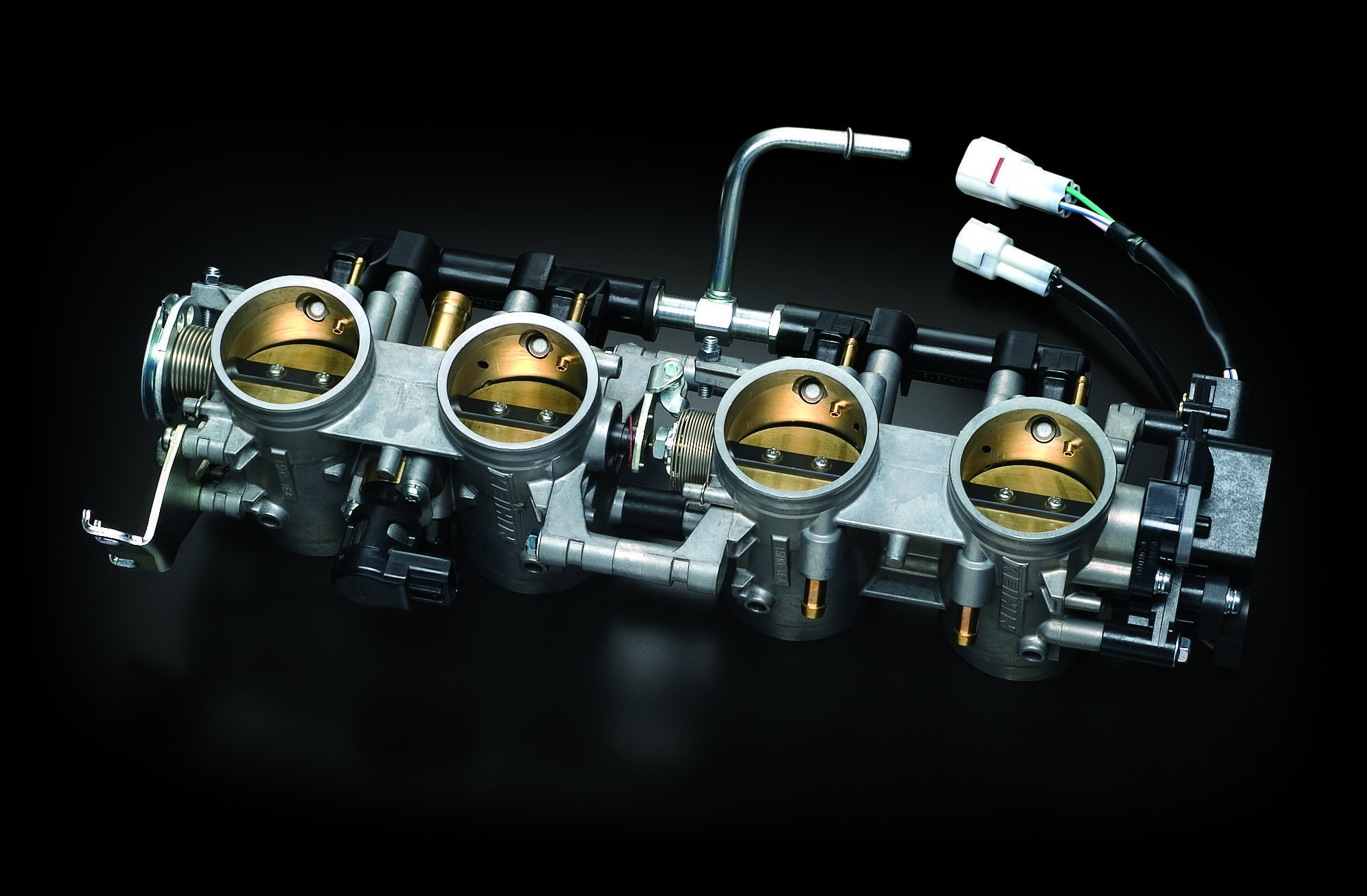 Hayabusa Engine Throttle Bodies