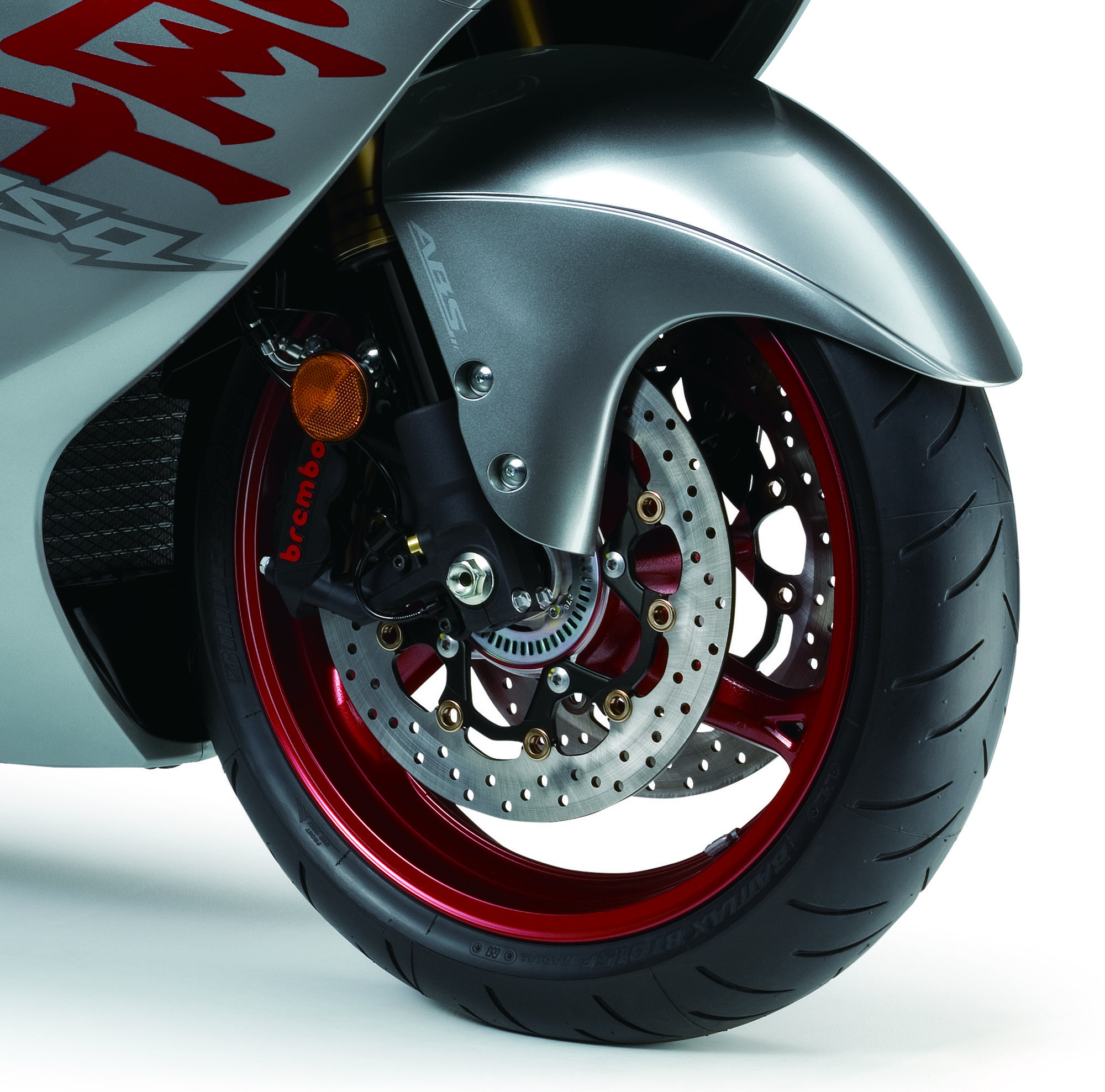Front Wheel 2019 Gray Hayabusa