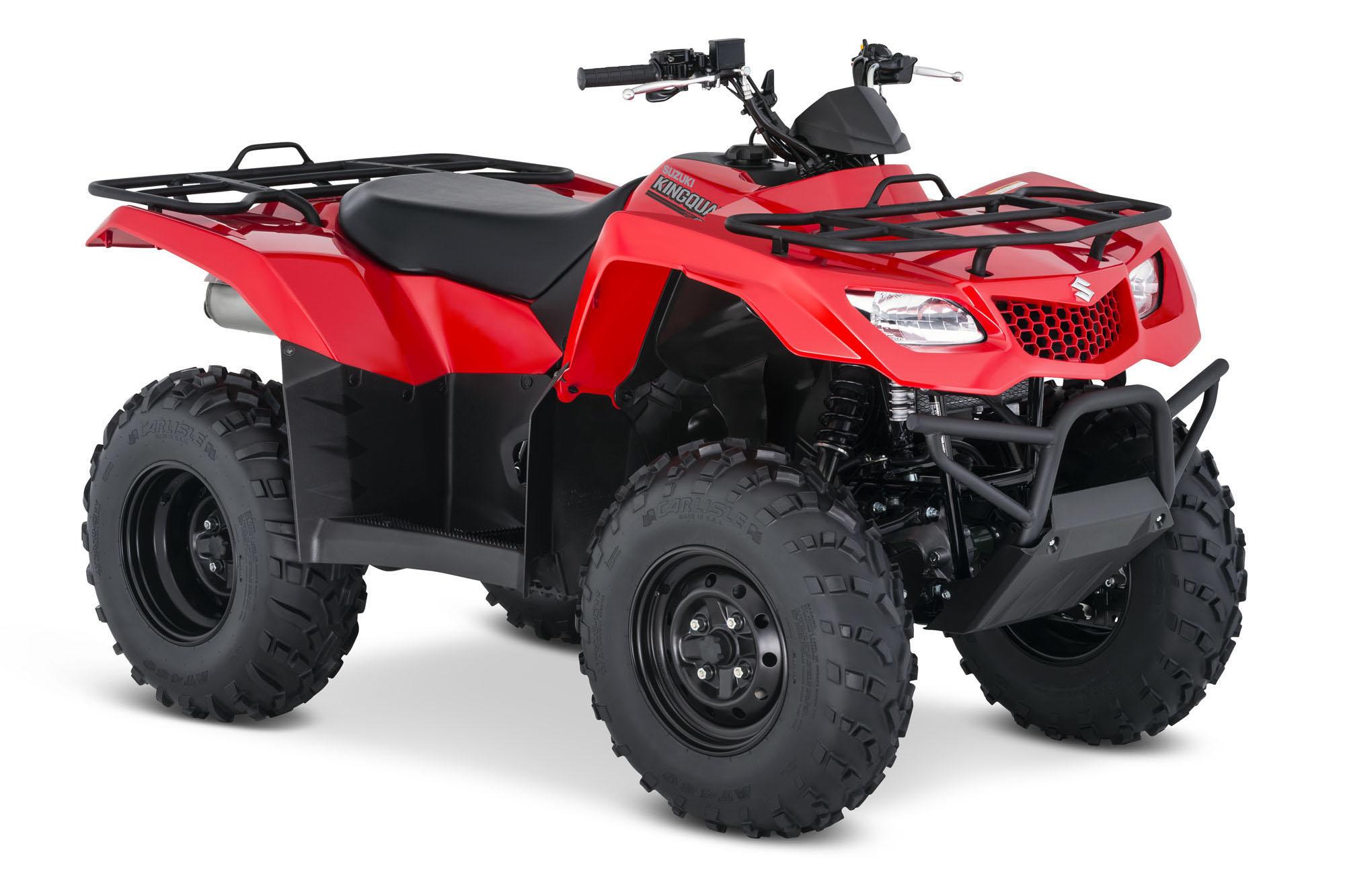 2020 KingQuad 400