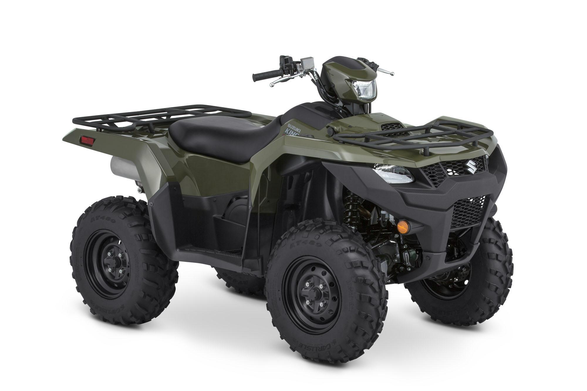 2020 KingQuad 500X