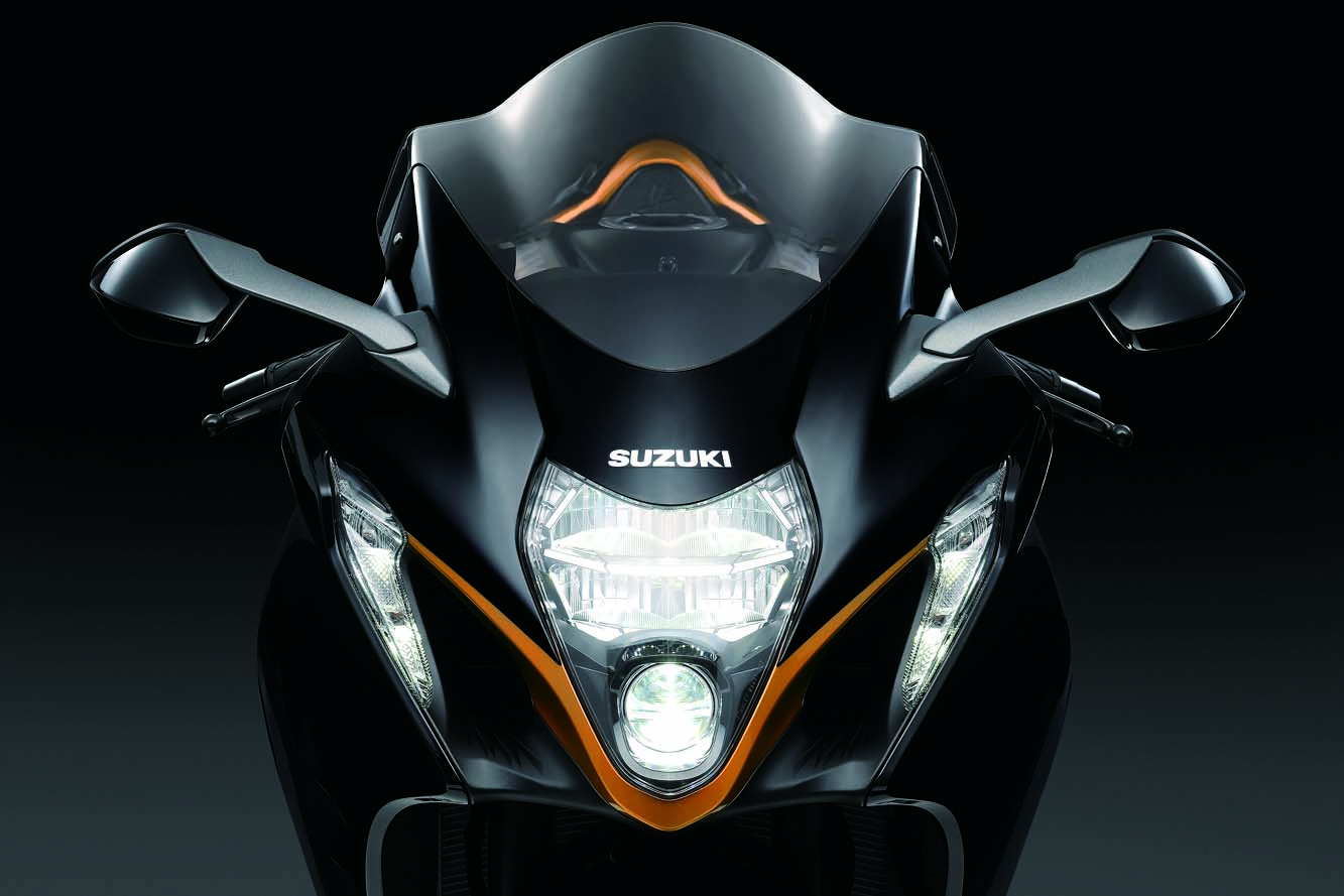 Suzuki 2022 Hayabusa lighting