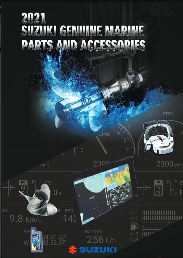 Parts Catalog Cover - EN