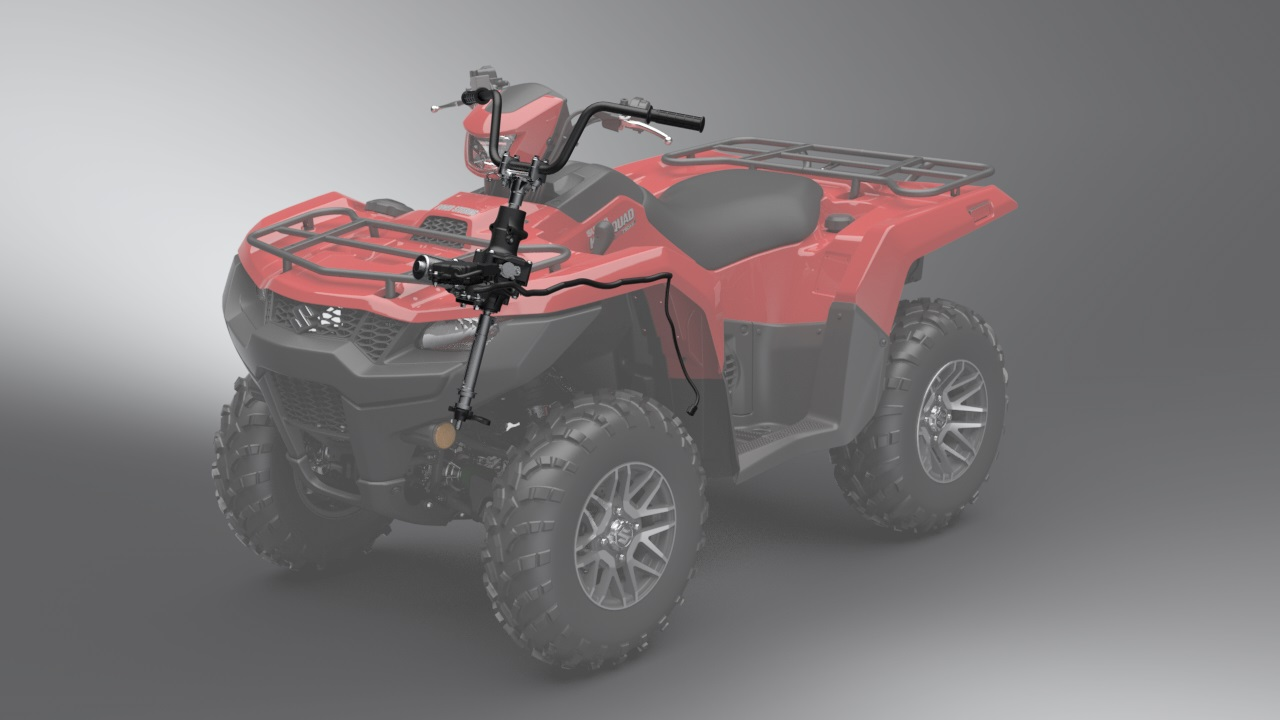 LTA750-kingquad-red-rightangle-powersteering