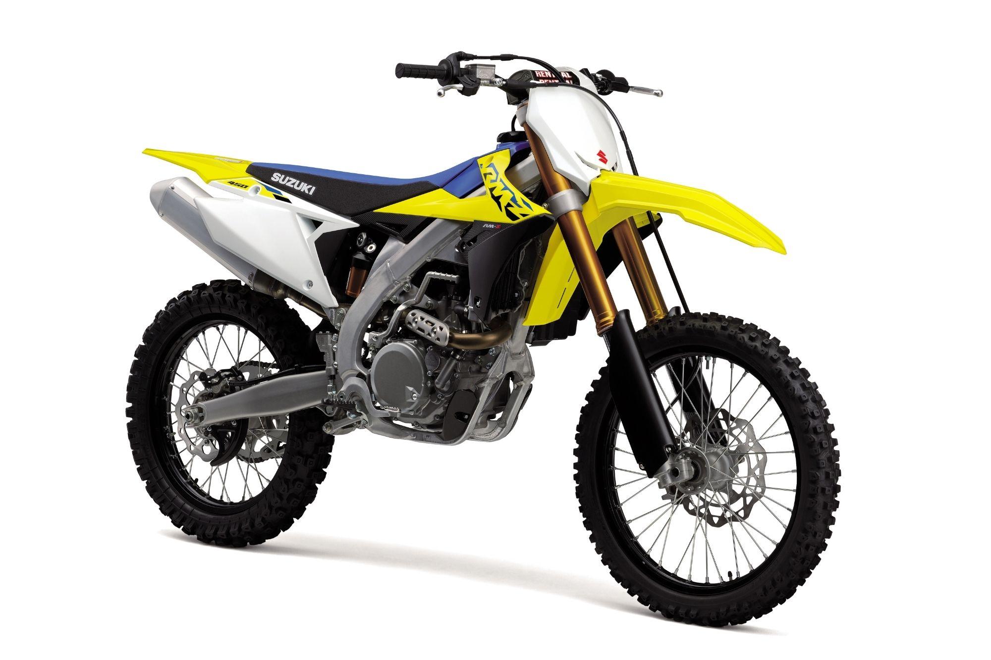 2022 RM-Z450