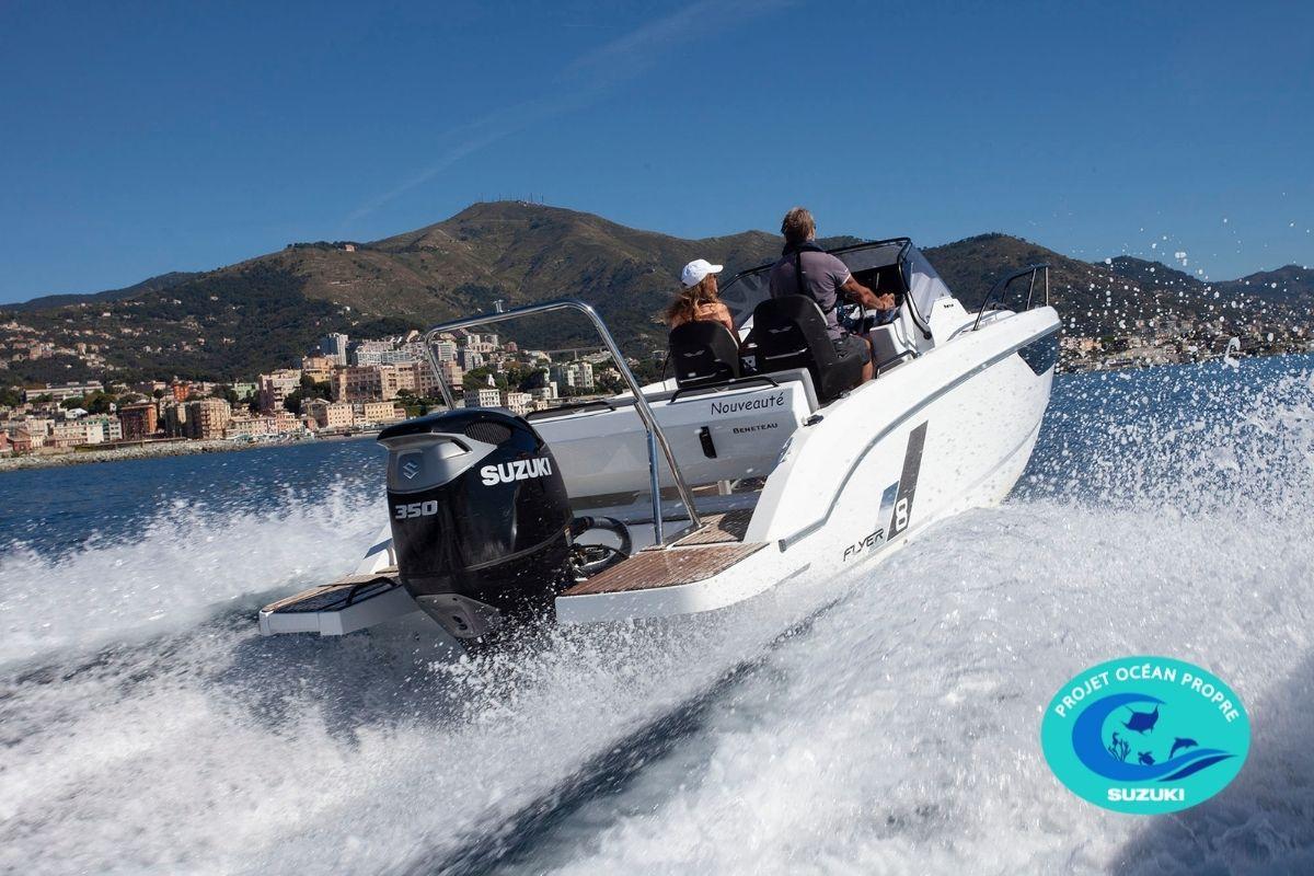 Suzuki Marine Outboard-Blog FR