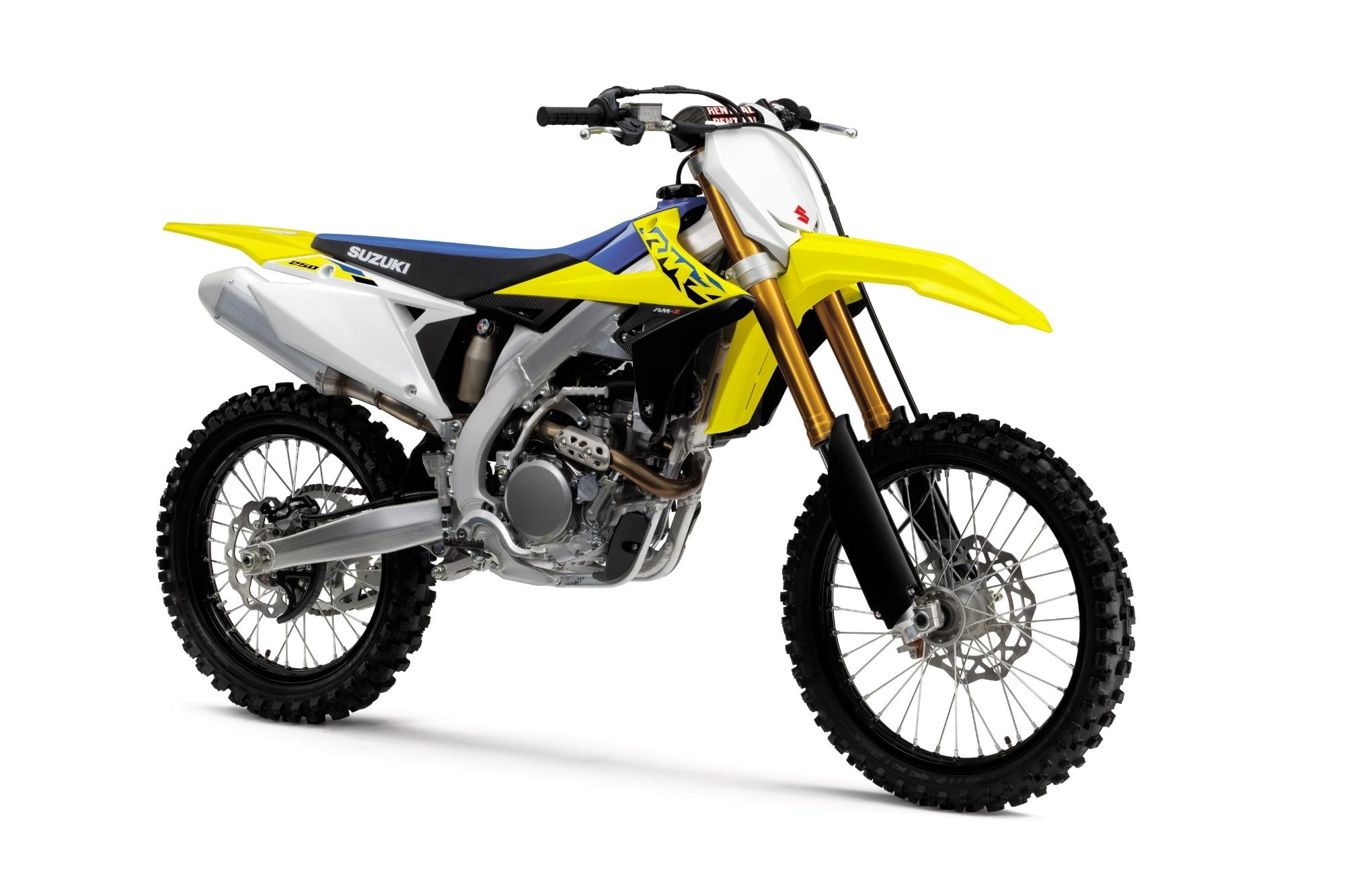 2022 RM-Z250