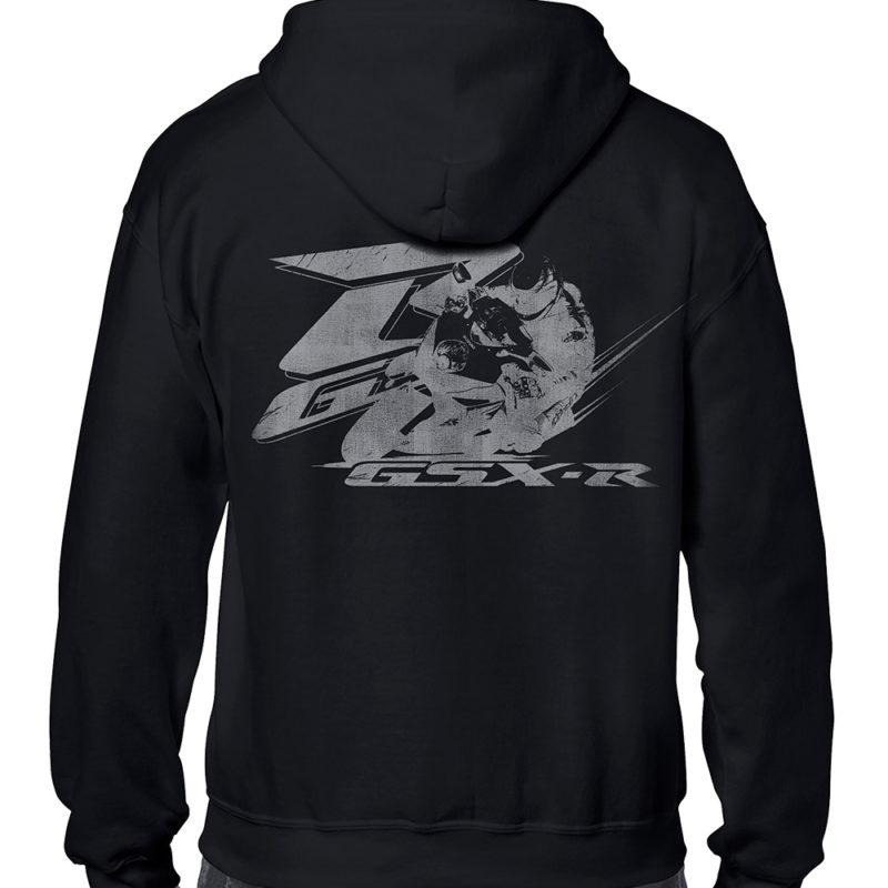 GSX-R Full-Zip Hoodie