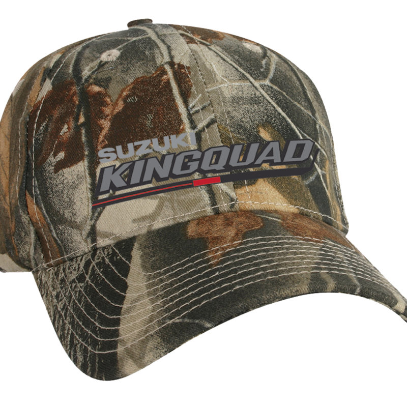 Kingquad Camo Hat
