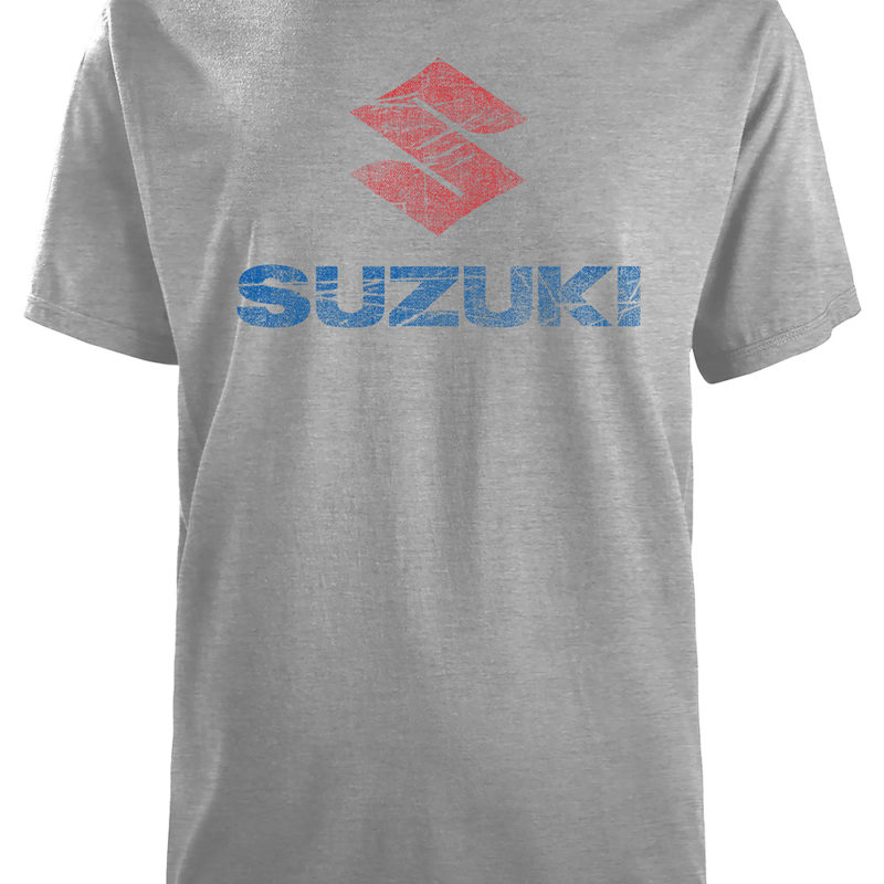 Men's Vintage Suzuki T-shirt