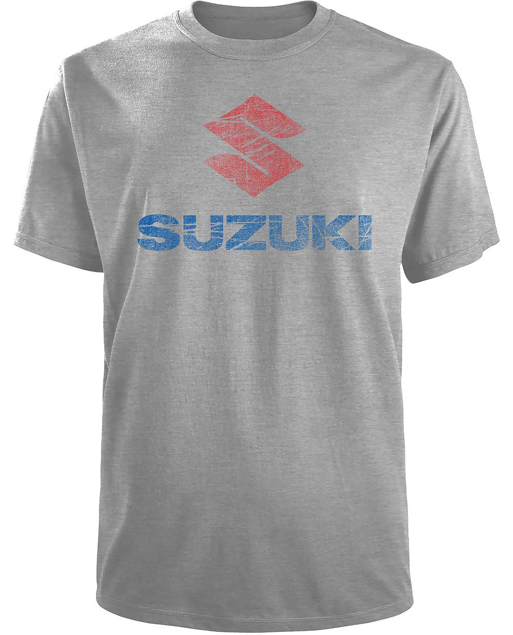 Men's Vintage Suzuki T-shirt