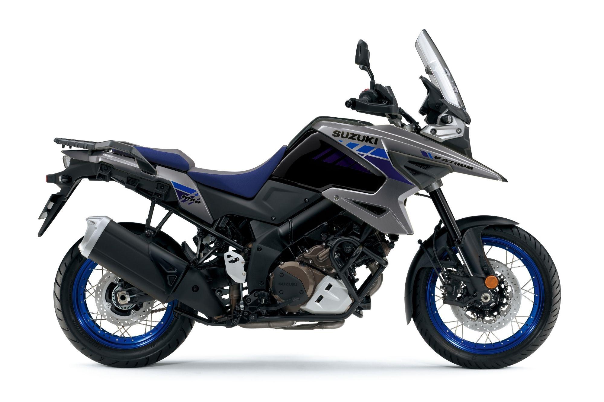 Suzuki V-Strom DL1050XA-Grey_Black