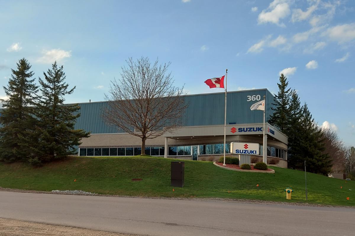 Suzuki Canada Head Office