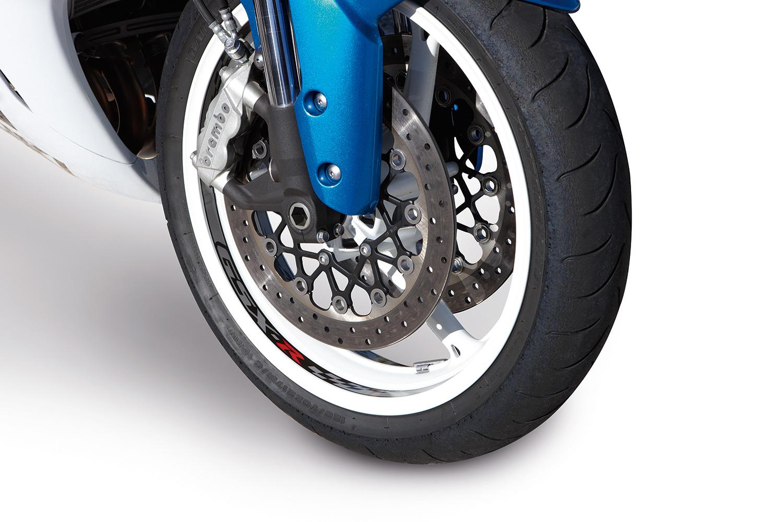 GSX-R Logo Wheel Decals