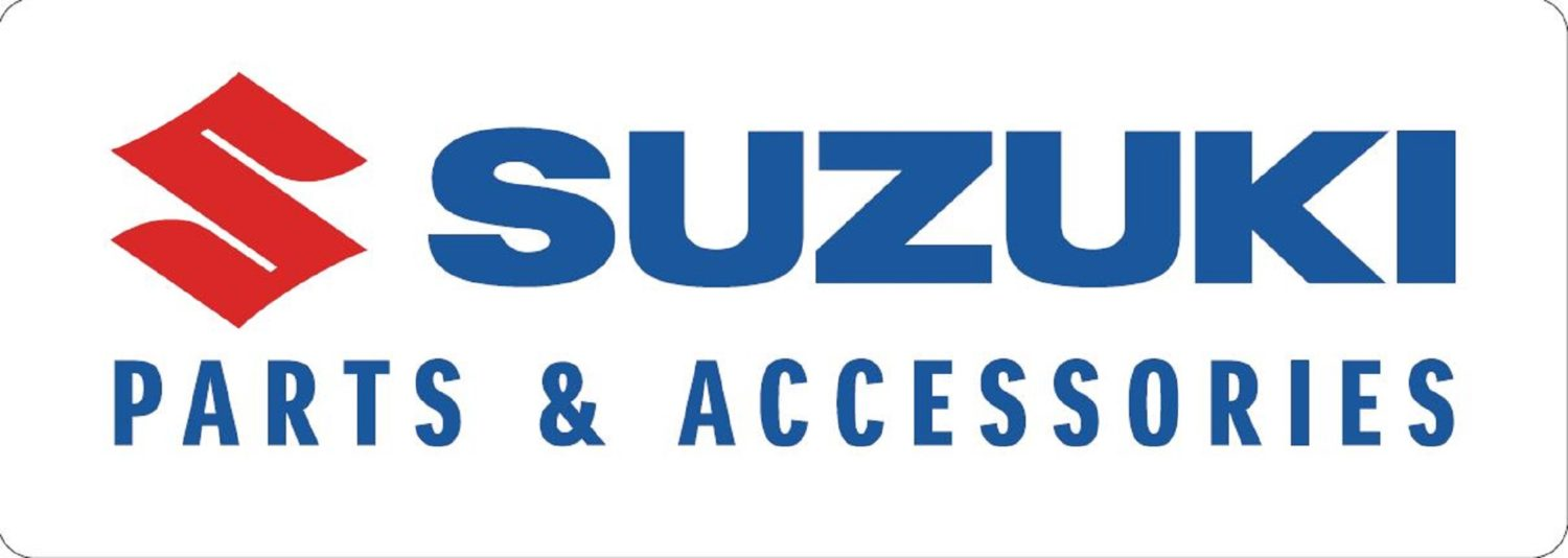Suzuki Parts and Accessories Sticker